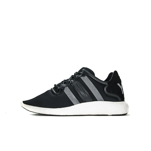 "ADIDAS Y-3 YOHJI RUN ""BLACK SILVER"" 2016 BB4865"