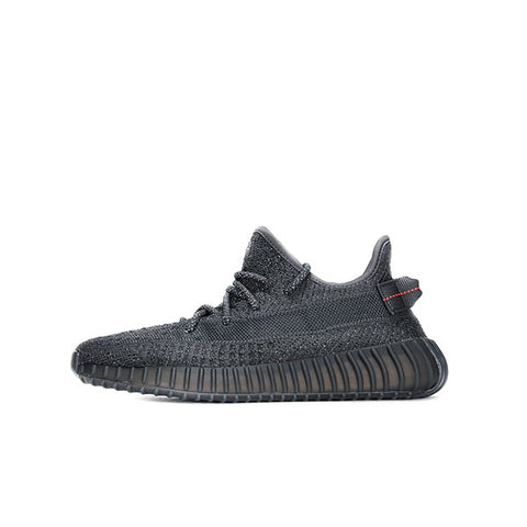 "ADIDAS YEEZY BOOST 350 V2 STATIC ""BLACK REFLECTIVE"" 2019 FU9007"