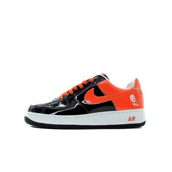 "NIKE AIR FORCE 1 LOW PREMIUM ""HALLOWEEN"" 2005 312945-081"