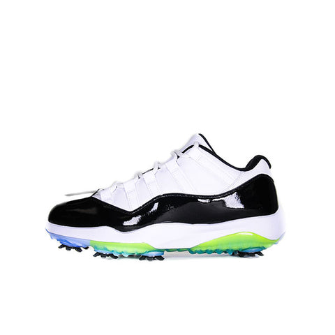 "AIR JORDAN 11 LOW ""CONCORD GOLF"" 2019 AQ0963-101"