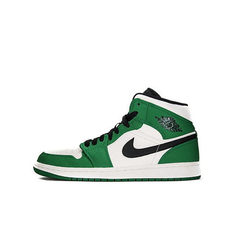"AIR JORDAN 1 MID ""PINE GREEN"" 2018 852542-301"
