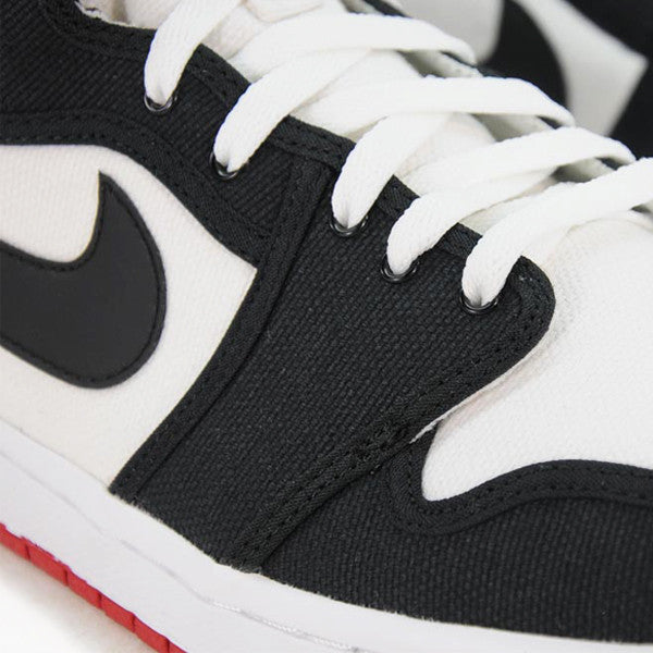 "AIR JORDAN 1 KO HIGH ""BLACK TOE"" 2012 402297-110"