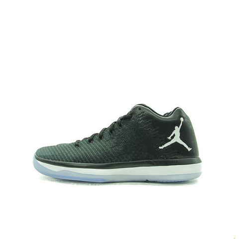 "AIR JORDAN 31 LOW ""BLACK/WHITE"" 2017 897564-002"