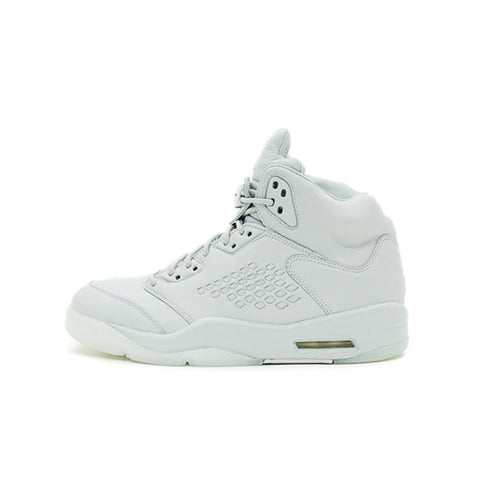 "AIR JORDAN 5 PRM ""PURE PLATINUM"" 2017 881432-003"