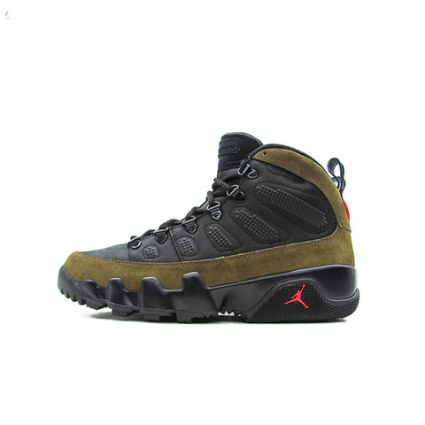 AIR JORDAN 9 RETRO BOOT NRG OLIVE	AR4491-012