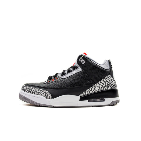 "AIR JORDAN 3 ""BLACK CEMENT"" 2018 854262-001"