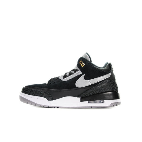 "AIR JORDAN 3 ""TINKER BLACK CEMENT GOLD"" 2019 CK4348-007"