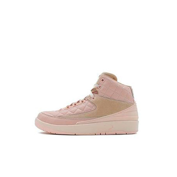 "AIR JORDAN 2 RETRO GG ""JUST DON ARCTIC ORANGE"" 2017"