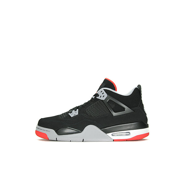 "AIR JORDAN 4 RETRO GS ""BRED"" 2019"