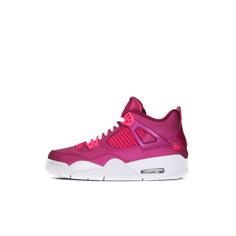 "AIR JORDAN 4 RETRO ""VALENTINE'S DAY"" GS 2019 487724-661"
