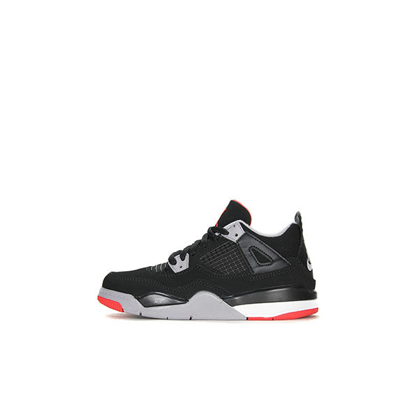 "AIR JORDAN 4 PS ""BRED"" 2019 BQ7669-060"