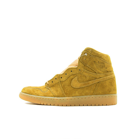 "AIR JORDAN 1 ""WHEAT"" 2017 555088-710"