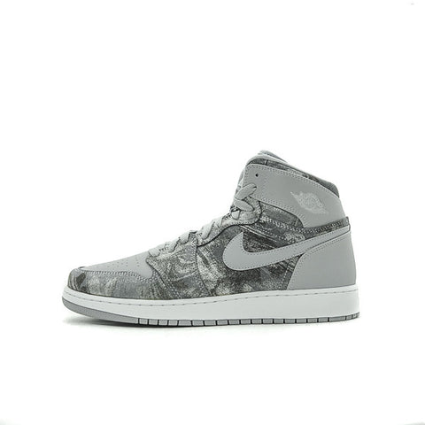 "AIR JORDAN 1 HIGH PRM GG ""WOLF GREY"" 2017 819664-004"