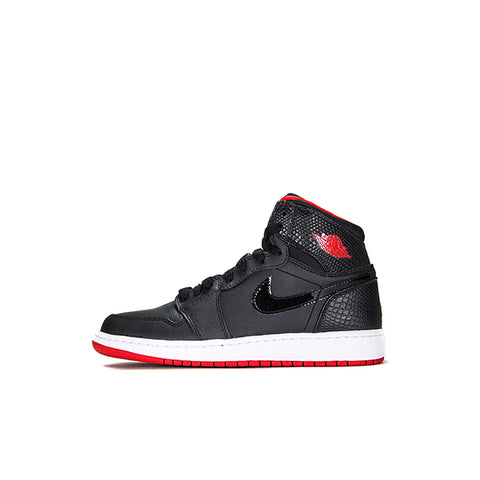"AIR JORDAN 1 GS ""BRED SNAKE"" 2016 705300-021"