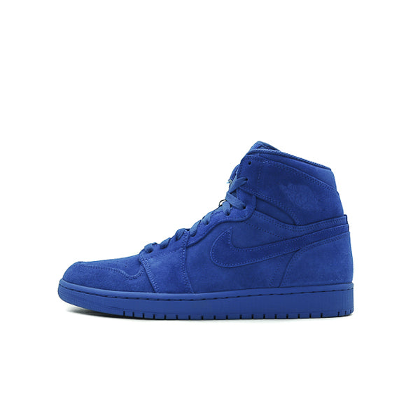 "AIR JORDAN 1 HIGH ""BLUE SUEDE"" 2017 332550-404"