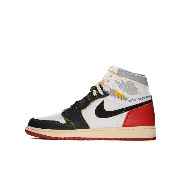 "AIR JORDAN 1 UNION LOS ANGELES ""BLACK TOE"" 2018 BV1300-106"