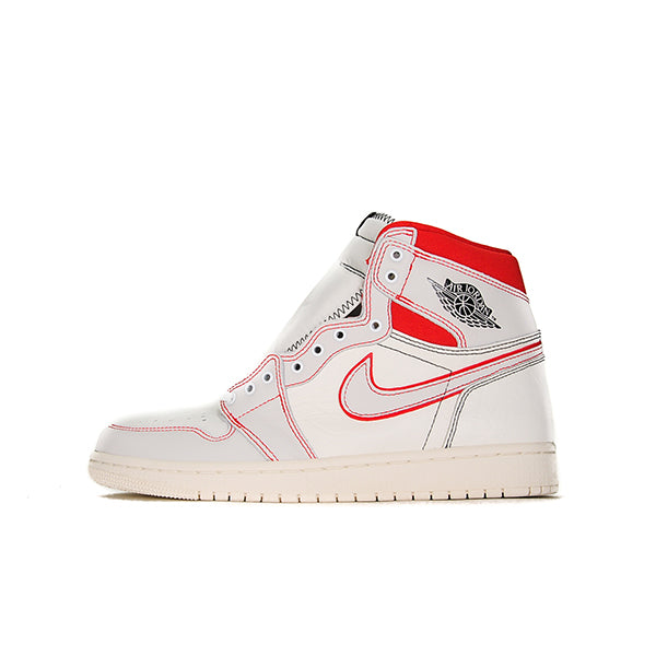 "AIR JORDAN 1 ""PHANTOM GYM RED"" 2019 555088-160"