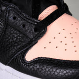 "AIR JORDAN 1 GS ""BLACK CRIMSON TINT"" 2019 575441-081"