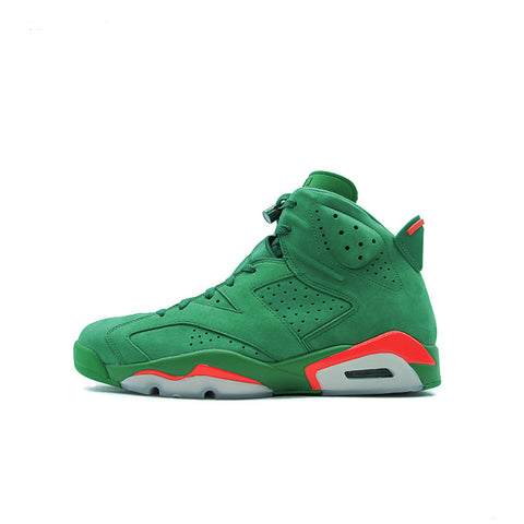 "AIR JORDAN 6 GATORADE ""GREEN"" 2017 AJ5986-335"