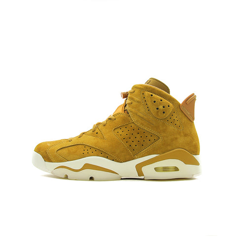 "AIR JORDAN 6 ""WHEAT"" 2017 384664-705"