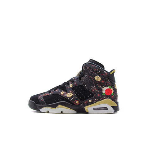 "AIR JORDAN 6 GS ""CHINESE NEW YEAR"" 2018 AA2495-021"