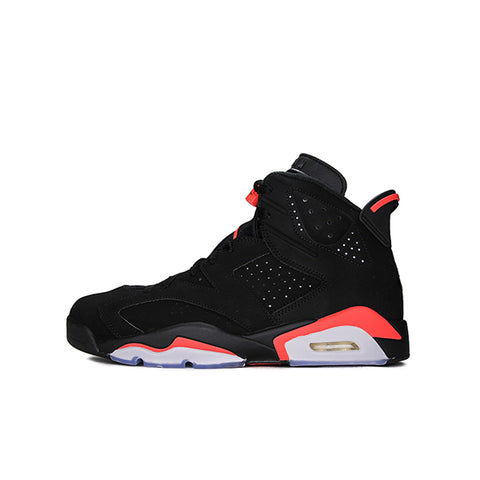 "AIR JORDAN 6 ""BLACK INFRARED"" 2019 384664-060"