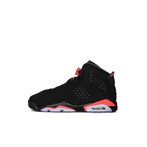 "AIR JORDAN 6 ""BLACK INFRARED"" GS 2019 384665-060"