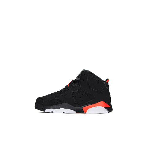 "AIR JORDAN 6 PS ""BLACK INFRARED"" 2019 384666-060"