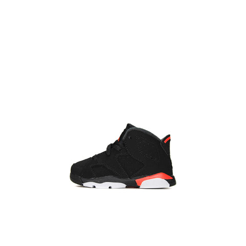 "AIR JORDAN 6 TD ""BLACK INFRARED"" 2019 384667-060"
