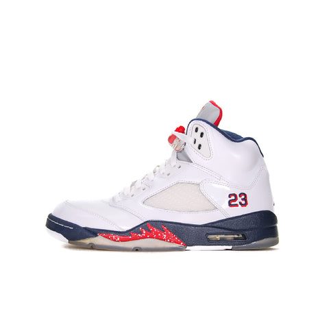 "AIR JORDAN 5 ""INDEPENDENCE DAY"" 2011 136027-103"