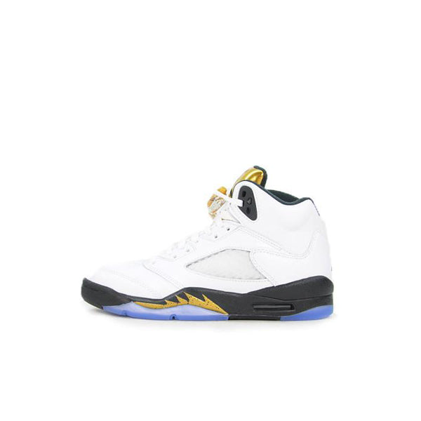 "AIR JORDAN 5 BG ""METALLIC GOLD"" 2016 440888-133"