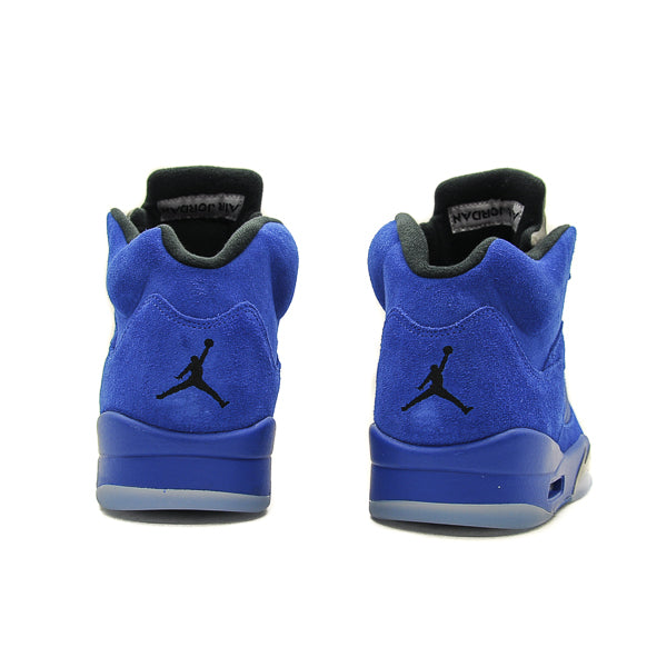 "AIR JORDAN 5 ""BLUE SUEDE"" 2017 136027-401"