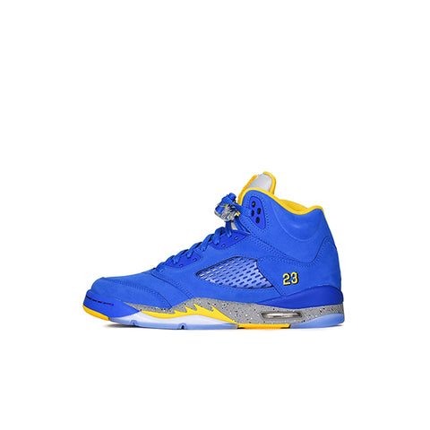 "AIR JORDAN 5 GS ""LANEY VARSITY ROYAL"" 2019 CI3287-400"