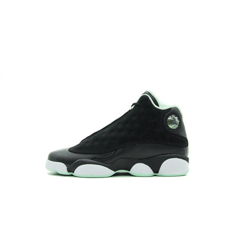"AIR JORDAN 13 GG ""BLACK MINT FOAM"" 2017 439358-015"