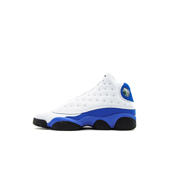 "AIR JORDAN 13 ""WHITE HYPER ROYAL BLACK"" 2018 884129-117"