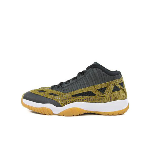 "AIR JORDAN 11 RETRO  LOW IE ""CROC"" 2015 306008-013"