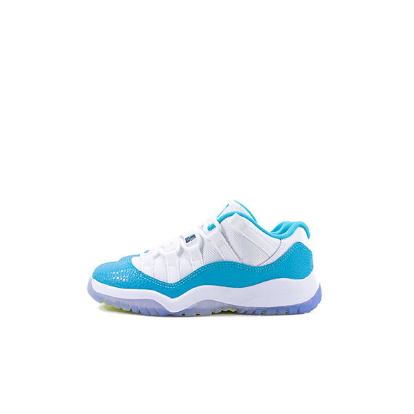 "AIR JORDAN 11 LOW PS ""TURBO GREEN"" 2014 580522-143"