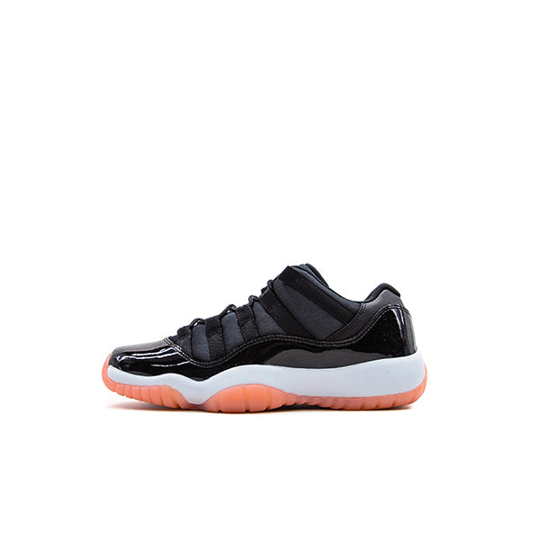 "AIR JORDAN 11 LOW GS ""BLEACHED CORAL"" 2018 580521-013"
