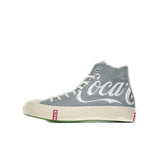 "CONVERSE CHUCK TAYLOR ALL-STAR 70S HI KITH ""COCA-COLA DENIM"" 2019 160285C"