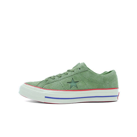 "CONVERSE ONE STARR OX ""UNDEFEATED OLIVE"" 2017 158894C"