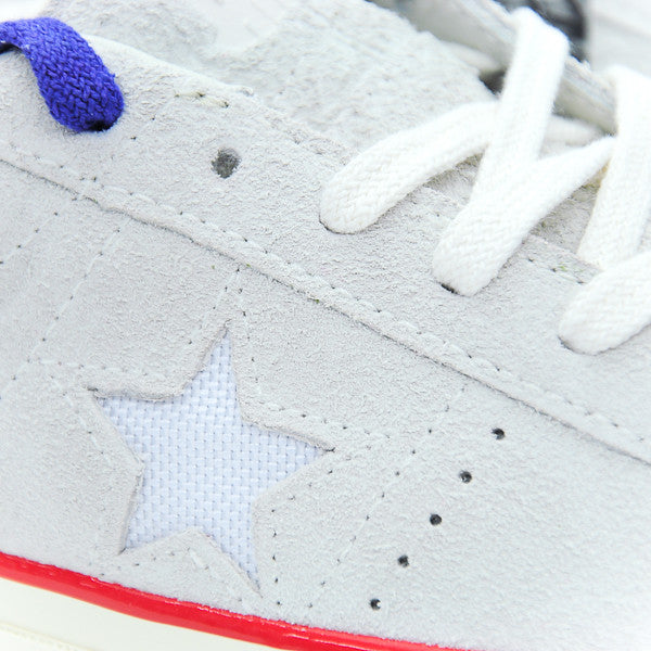 "CONVERSE ONE STAR OX ""UNDEFEATED WHITE"" 2017 158893C"