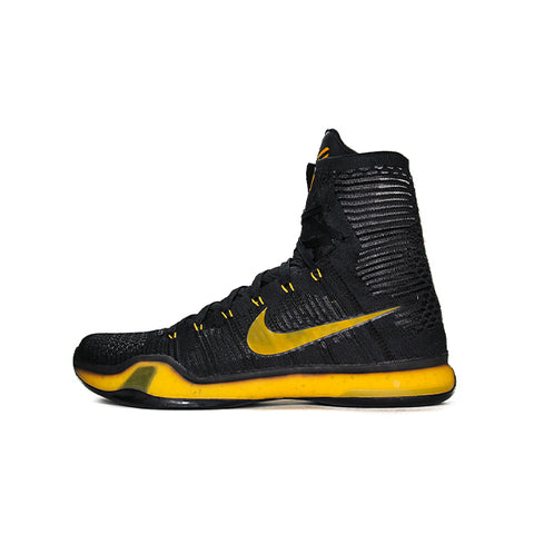 "NIKE KOBE 10 ELITE HIGH PE GI ""HOLLYWOOD NIGHTS"" 718763-565753"