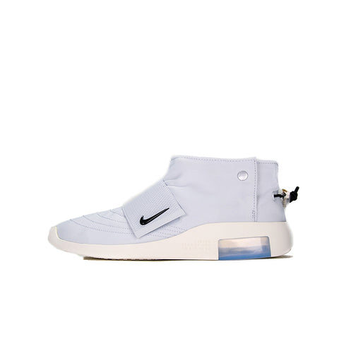 "NIKE AIR FEAR OF GOD MOCCASIN ""PURE PLATINUM"" 2019 AT8086-001"