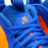"NIKE FOAMPOSITE ONE ""KNICKS"" 2014 314996-801"