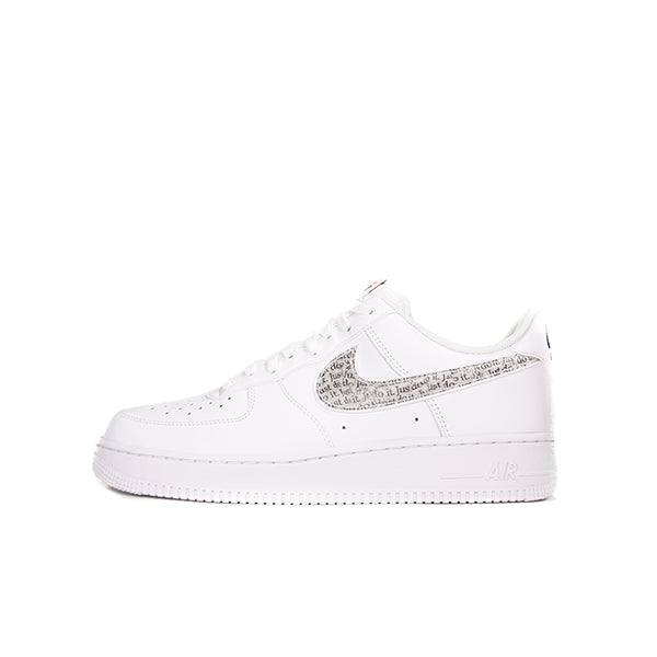 NIKE AIR FORCE 1 LOW JUST DO IT PACK