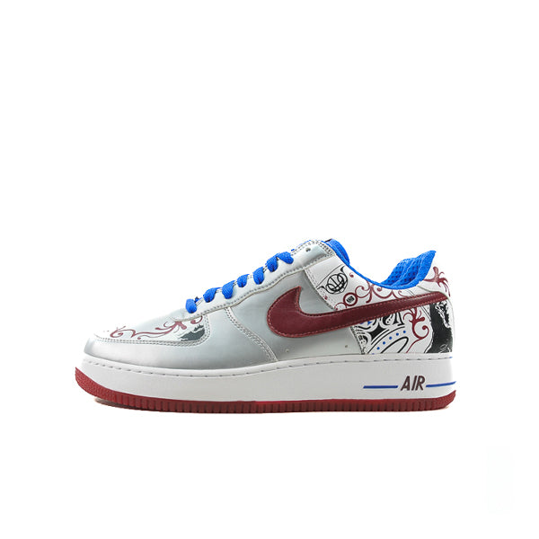 "NIKE AIR FORCE 1 LOW COLLECTION ROYALE ""LEBRON"" 2006 313985-061"