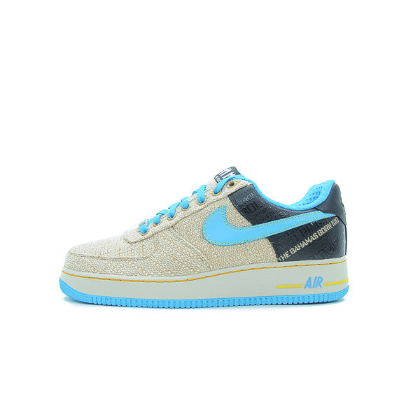"NIKE AIR FORCE 1 LOW ""THOMPSON"" 2007 315086-241"
