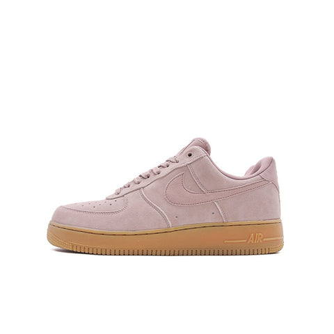 "NIKE AIR FORCE 1 07 LV8  SUEDE ""PARTICLE PINK"" 2018 AA1117-600"