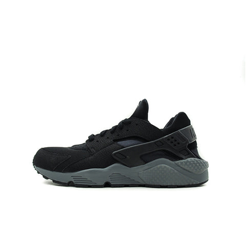 "NIKE AIR HUARACHE ""BLACK/GREY"" 2014 318429-010"