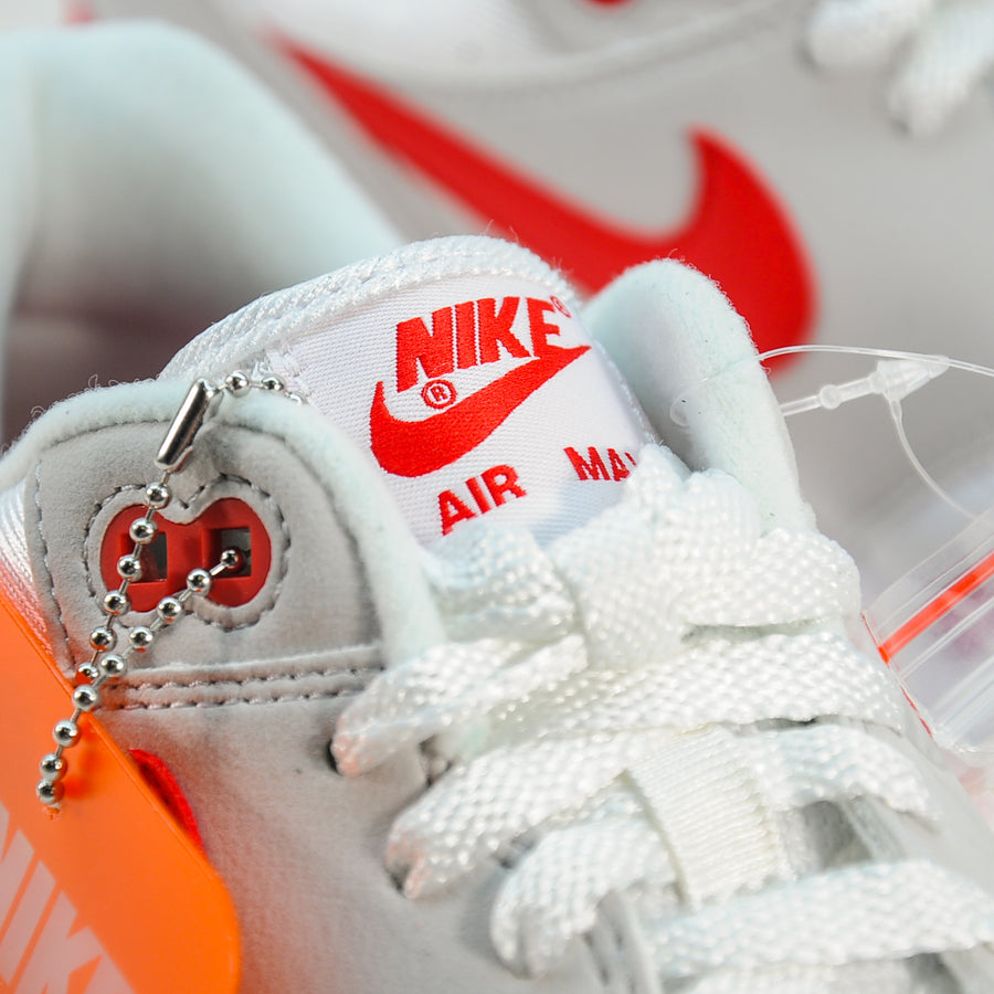 "NIKE AIR MAX 1 ANNIVERSARY ""OG RED"" 2017 908375-100"